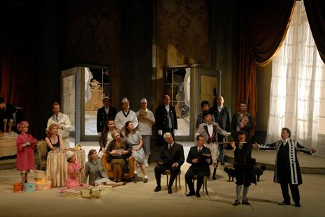 Der Rosenkavalier Richard Strauss