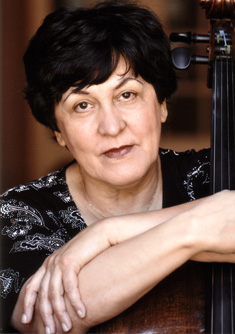 Natalia Gutman amb l'OBC