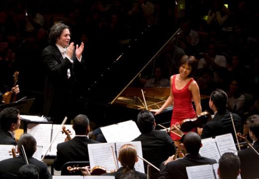 Gustavo Dudamel interpreta Olivier Messiaen