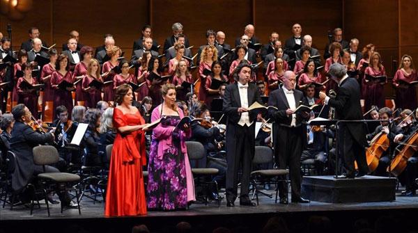 W.A. Mozart al Gran Teatre del Liceu