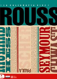 Ricardo Rousselot ¡La caligrafía vive!