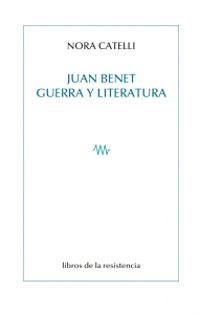 Juan Benet: entre lo arcaico y lo contemporáneo