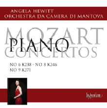 Piano Concertos Nos. 6, 8 & 9
