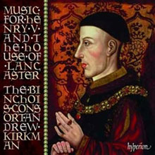 Music for Henry V and the House of Lancaster