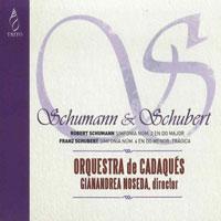 Schumann i Schubert