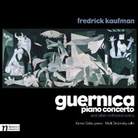 Guernica Piano Concerto & Other Orchestral