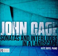 Sonatas and Interludes, John Cage