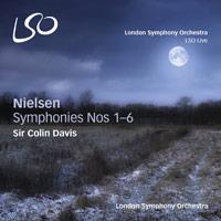 Symphonies Nos.1-6, Carl Nielsen
