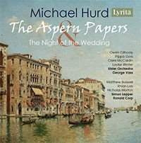 The Aspern Papers. The Night of the Wedding