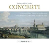 Concerti, Georg Friedrich Händel
