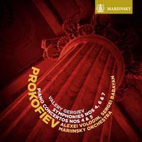 Symphonies. Piano Concertos, Sergei Prokofiev