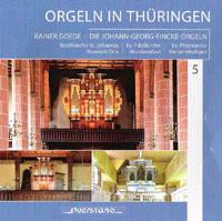 Orgeln in Thüringen, 5