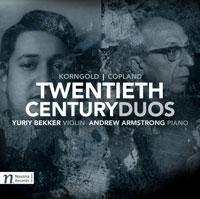 Twentieth century duos