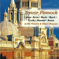 Trevor Pinnock at the Victoria & Albert Museum