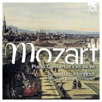 Piano Concertos K.413, 414, 415