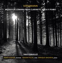 Música de cámara para clarinete, viola y piano