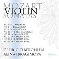 Violin Sonatas K296, 306, 454 & 547