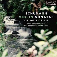 Violin Sonatas op.105, op.121