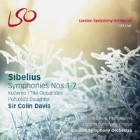 Symphonies Nos. 1-7