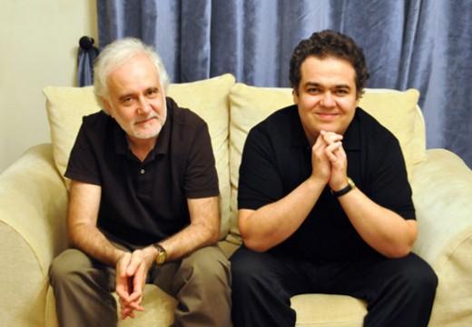 Un encuentro con Arcadi Volodos y Ramón Andrés