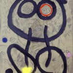 Autoretrat, 1937-1960 © Successió Miró, 2011. www.successiómiro.com