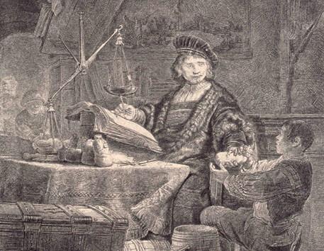 Rembrandt. Virtuós del gravat