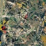 "Jackson Pollock ""Sense títol"", c. 1949 ©Fondation Beyeler, Riehen / Basilea"