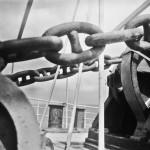 """""""Cabo S. Antonio – cadenas"""", 1936. Autor: Albert Oliveras"""
