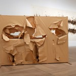 "Saburo Murakami ""Sis forats"", 1955 - 2006 ©Zero Foundation, Düsseldorf"