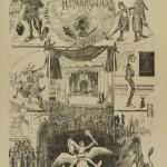 Dibuix publicat a la revista La Llumanera de Nova York, 1877