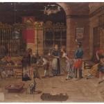 La Vaqueria presentada a l'Exposició Humorística del Niu Guerrer, juny de 1895