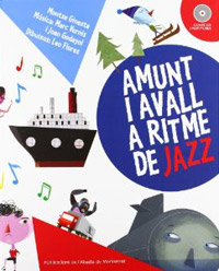 Amunt i avall a ritme de jazz
