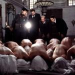 Fotograma del film Salò o le 120 giornate di Sodoma, 1975. © P. Paolo Pasolini, 2013