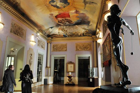Imatges cortesia Fundació Gala-Salvador Dalí, Figueres, 2013.