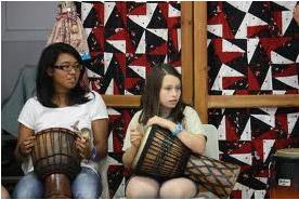 Cap infant sense música: l'aposta del Teler de Música
