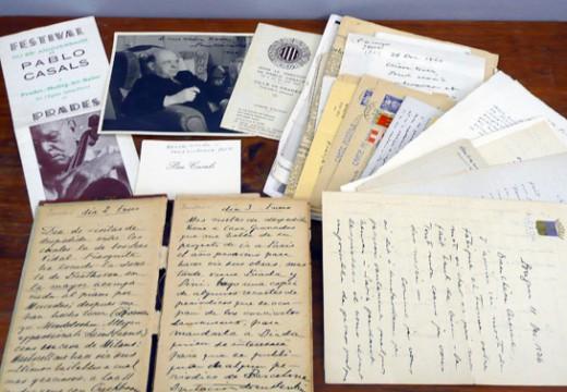 Els papers dels nostres músics. Els fons personals de la Secció de Música de la Biblioteca de Catalunya