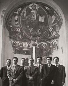 Francesc Català-Roca. Grup Taüll, 1955. MNAC dipòsit del Fons d'Art de la Generalitat de Catalunya