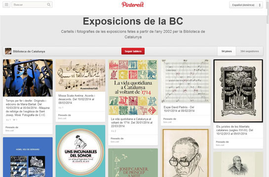 ©Biblioteca de Catalunya