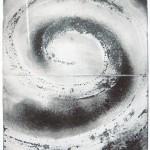 """Energia"" P/A Aiguafort i aiguatinta, 2002 ©Maite Tarrés"