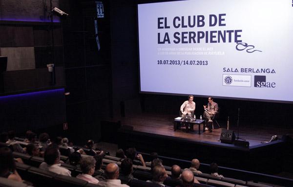 CLUB SERPIENTE CONFERENCIA JUAN CALVI ©LO OTRO