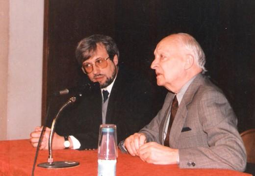 Entrevista inèdita al compositor Witold Lutoslawski