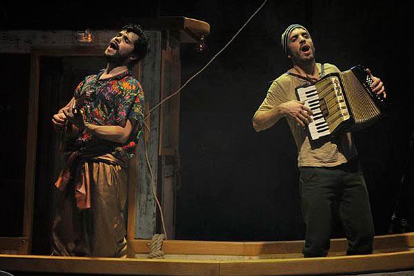 Jordi Oriol i Oriol Vila a Big Berberecho (la gran escopinya)