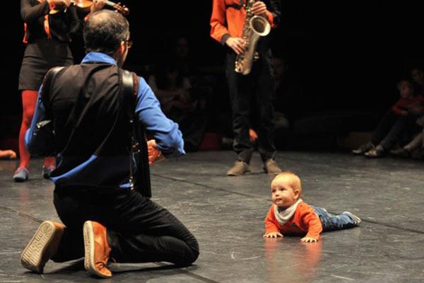 Concerts per a nadons