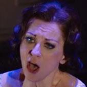 Imatge 3. Emoció de tristesa: Natalie Dessay interpretant Cleopatra