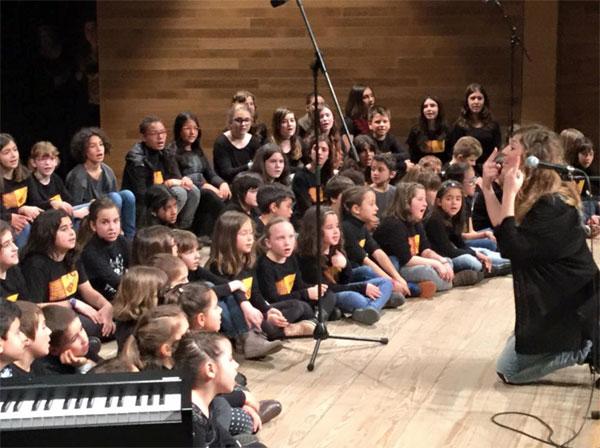 Imatge 5. Concert de cors de l'EMMEP