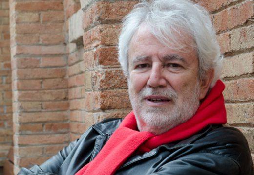 Víctor Sunyol conversa amb Antoni Clapés