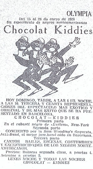 Font: La Vanguardia. [Barcelona] (17-01-1926), núm. 19318, p. 18.