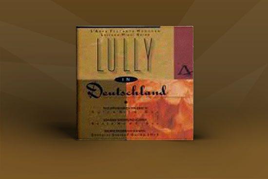 Lully in Deutschland